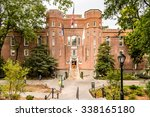 new york  usa   sep 22  2015 ... | Shutterstock . vector #338165180