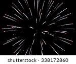 fireworks   Shutterstock . vector #338172860