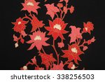 the beautiful of art malaysian... | Shutterstock . vector #338256503
