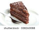 Chocolate Cake With Chocolate...