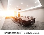 modern office interior | Shutterstock . vector #338282618