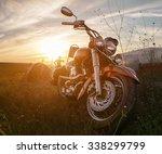 Freedom.motorbike Under Sky...