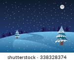 Winter Christmas Night...