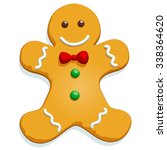 Gingerbread Man Christmas...