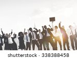 business people togetherness... | Shutterstock . vector #338388458