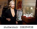 moscow   november 10  elena...   Shutterstock . vector #338394938