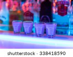 cocktail is colors full | Shutterstock . vector #338418590