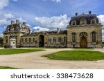 grand stables  architect jean... | Shutterstock . vector #338473628