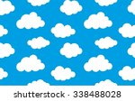 cloud seamless pattern for your ...