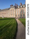 fontainebleau  france   16... | Shutterstock . vector #338522870
