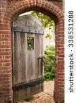Open Door To The Secret Garden