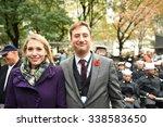 new york city   november 11... | Shutterstock . vector #338583650