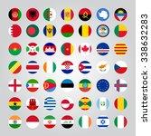 nation flag. | Shutterstock .eps vector #338632283