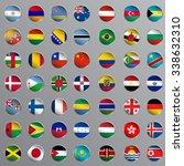 nation flag. | Shutterstock .eps vector #338632310
