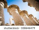 luxor   a city in upper egypt ... | Shutterstock . vector #338646479