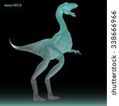 dinosaur   Shutterstock .eps vector #338666966