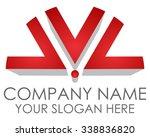 sun globe logo icon vector | Shutterstock .eps vector #338836820