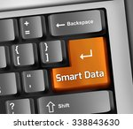 keyboard illustration with... | Shutterstock . vector #338843630