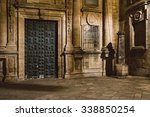Antique Door And