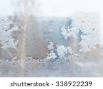 This Is Frosty Pattern On Glas...