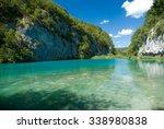 plitvice lakes croatia   Shutterstock . vector #338980838