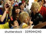 tokyo   october 31 2015  ... | Shutterstock . vector #339044240