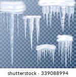 Realistic Big Icicles...