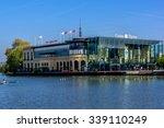 paris  france   april 25  2015  ... | Shutterstock . vector #339110249