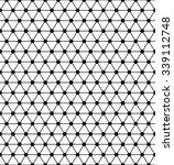 vector seamless texture. modern ...   Shutterstock .eps vector #339112748