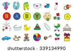 children set | Shutterstock .eps vector #339134990