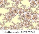 abstract elegance seamless... | Shutterstock . vector #339176276