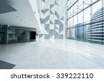 Modern Building Interior And...