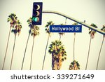 cross processed hollywood... | Shutterstock . vector #339271649