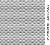black seamless pattern... | Shutterstock . vector #339309239
