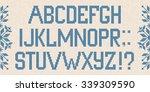 vector illustration christmas... | Shutterstock .eps vector #339309590