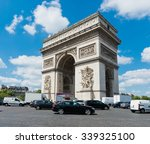 paris  france   may 22 2015  a... | Shutterstock . vector #339325100