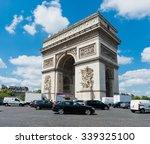 paris  france   may 22 2015  a... | Shutterstock . vector #339325100
