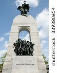 Small photo of National War Memorial - Ottawa - Canada