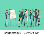 business people group... | Shutterstock .eps vector #339405434