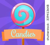 lollipop  icon for app and game....