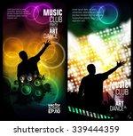 music backgrounds ready for... | Shutterstock .eps vector #339444359
