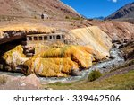 Gorgeous Puente Del Inca Ruins...