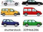 detailed illustration of six... | Shutterstock .eps vector #339466286