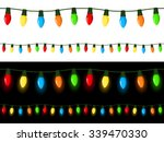 vector illustration of strings... | Shutterstock .eps vector #339470330