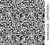 black friday sale hand...   Shutterstock .eps vector #339491804