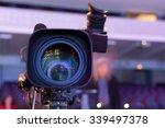 professional digital video... | Shutterstock . vector #339497378