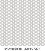 vector seamless pattern.... | Shutterstock .eps vector #339507374