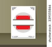 vector vintage badges and label    Shutterstock .eps vector #339555866
