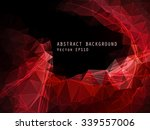 abstract red and black vector...