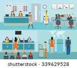 public access to financial... | Shutterstock .eps vector #339629528